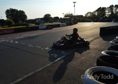 Go Karting - Rye House, Hoddesdon - 8 July 2015 Mandatory Credit: Andy Todd