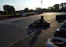 Go Karting - Rye House, Hoddesdon - 8 July 2015 Mandatory Credit: Andy Todd